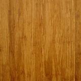Piso ecológico del bambú tejido del filamento