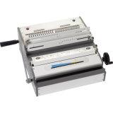 2 en 1 máquina obligatoria Wb-2230/HP-0608b de libro del alambre