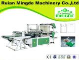2層4ラインが付いている機械を作る現在の熱い販売の冷たい切断袋