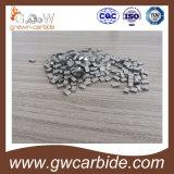 Цементированный карбид увидел концы для вырезывания металла