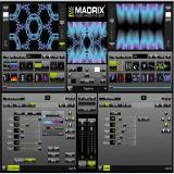Leiden Madrix van het Controlemechanisme 30universe van Artnet DMX512 tonen