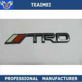 Emblema da letra do carro da etiqueta do ABS da alta qualidade auto