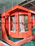 50kg aan 30t Smeltende Oven van de Inductie van de Frequentie van Coreless de Middelgrote voor het Smeltende Gouden Zilver van het Koper van het Aluminium