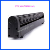Licht des LED-Träger-Wäsche-Licht-8PCS*10W RGBW