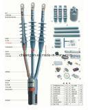 12kv 24kv 630A kalte Shrink-u. Wärmeshrink-Dichtungs-Installationssätze für Verbinder