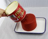 Pasta de tomate enlatada das linhas de produção do fornecedor de China