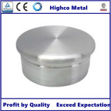 Handrail End Cap for Stainless Steel Railing and Glass Balustrade