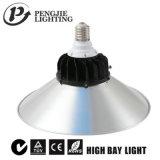 Éclairage élevé industriel de compartiment SMD 80W de boîtier en aluminium approuvé de Ce/RoHS