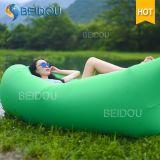Base di aria gonfiabile di campeggio della base di automobile della spiaggia di sonno della banana della base di sofà del salotto dell'aria