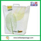 Des sacs plus frais, constructeurs en gros vendant le sac tissé par valeur superbe du sac de glace