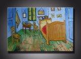 Pintura al óleo de la reproducción del arte de Van Gogh en lona