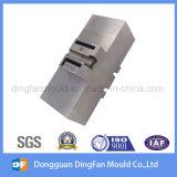 Kundenspezifisches CNC-maschinell bearbeitenteil-Präzisions-Verbinder-Form-Teil