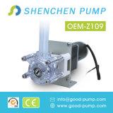 Justierbare industrielle peristaltische Pumpe der Geschwindigkeits-Sn25