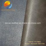 A venda quente da alta qualidade grava com couro de imitação da impressão para sacos das sapatas