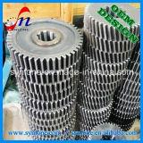 CNCの機械化の鋼鉄車輪ギヤ