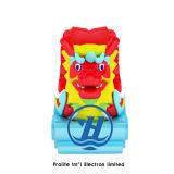 Nueva máquina de juego de la diversión del paseo del Kiddie del dragón (ZJ-BC22)