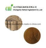 Chlorogenic Zuur 10%~98% van het Uittreksel van Ulmoides van Eucommia voor het Supplement van het Voedsel