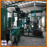 Sistema inútil de la destilación de vacío del aceite de motor de Zsa que recicla la máquina