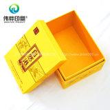 Personalizado avanzado de la caja de regalo impresión de envases