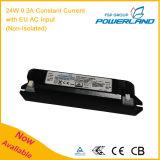 alimentazione elettrica di 24W 0.3A LED con 0.9 Pfc e Ce/EMC