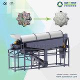 De plastic Machine van het Recycling in de Lijn van het Flessenspoelen van het Huisdier