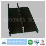 Het zwarte Geanodiseerde Frame van het Aluminium voor Vensters