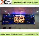 Pantalla de visualización de interior de LED de la etapa P5