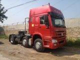 Sinotruk 371HP 6X2 LHD/Rhdのトレーラートラックヘッドトラック