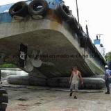 Marine Schiffs Starten einer aufblasbaren Gummi-Airbag