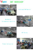 Hohe Auflösung InnenP4 farbenreicher LED LED-Mietbildschirm