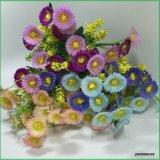 Fiori falsi di seta dei girasoli dei fiori artificiali per i grossisti domestici della decorazione di cerimonia nuziale