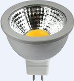 Estrella ETL CA MR16 Dimmable 7W de la C.C. 12V ligero/24V del LED de la energía