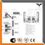 Centrale du malaxage Hzs75 concrète stationnaire