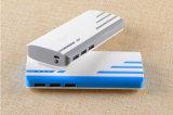La Banca mobile portatile Port di potere del USB del regalo 10000mAh 3 di promozione