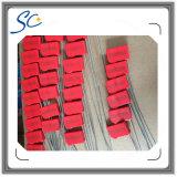 Modifica della guarnizione di tenuta del contenitore del cavo della guarnizione di obbligazione di frequenza ultraelevata RFID
