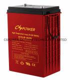 Bateria profunda 6V 420ah Cspower Htl6-420 do ciclo do gel marinho