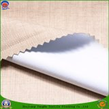 Polyester tissé par textile franc imperméable à l'eau s'assemblant le tissu de rideau en arrêt total pour le rideau Prêt-Fou en guichet