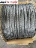 BS183galvanized Stahldraht Gsw verwendet für Kerl/Stütze-Draht