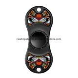 Friemel Staaf 2 van de Spinner van de Vinger van het Speelgoed van de Spinner van de Hand van de Spinner Afgedrukte Douane PromotieEmbleem Nieuwe In het groot Spinners