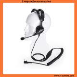 ブームマイクロフォンを取り消す騒音ののための-ヘッドヘッドセット上の中型の義務