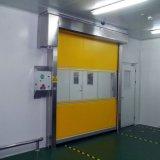 급속한 결산 플라스틱 PVC 롤러 셔터 문 (HF-166)