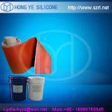 Les silicones de HTV résistent à la température élevée (455#)