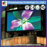Visualizzazione di LED di pubblicità impermeabile esterna di alta luminosità P6