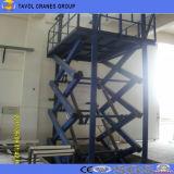 O equipamento de levantamento da manipulação material Scissor o elevador