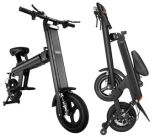 2017 New Electric Bike E Scooter E Mobility Panasonic Bike Double Disc Brakes