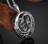 [بونك] حيوانيّة ثعبان [ستينلسّ ستيل] مجوهرات مدلّاة عقد