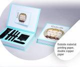 簡単な漫画の機能クラムシェルのボール紙のギフト用の箱