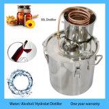 Kingsunshine 30L QualitätMoonshine beruhigt kupfernen Spiritus-Destillierapparat für Whisky