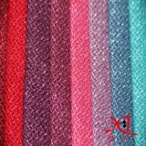 Polyester-Polsterung-Ausgangsgewebe versorgen Bett-Blatt-gesponnenes Sofa-Gewebe