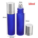 Rolle auf Dichtungs-Typen Glasrollen-Flaschen-blauer bernsteinfarbiger freier Großverkauf 10ml